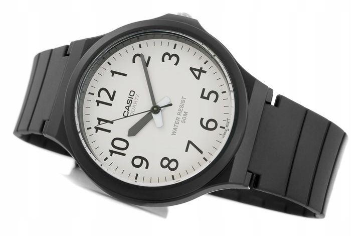 Zegarek męski CASIO MW-240 + PUSZKA