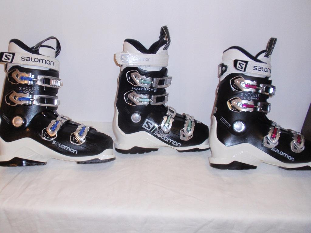 pakiet butów salomon access 60,70 wide