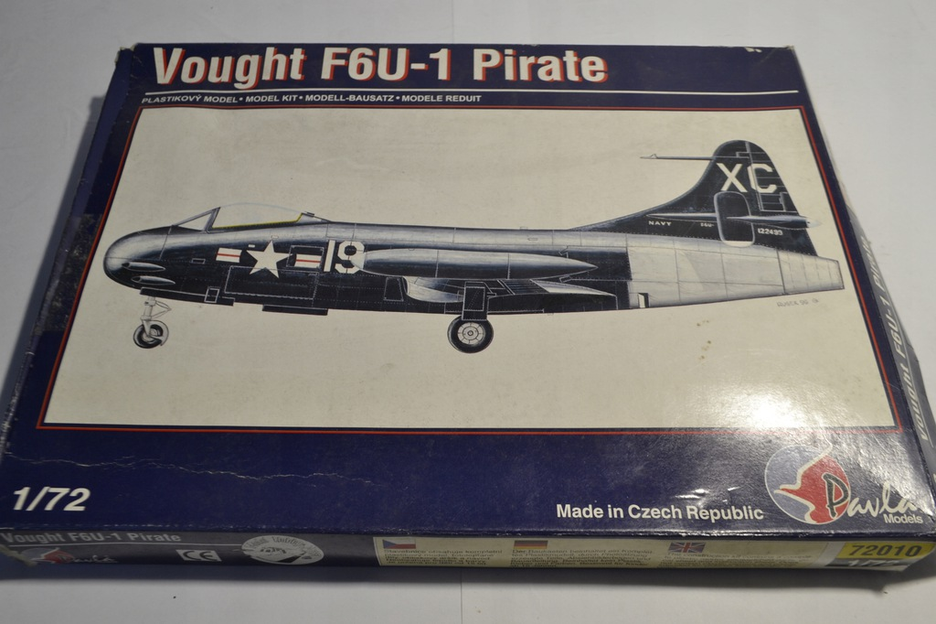 Vougt F6U 1 Pirate