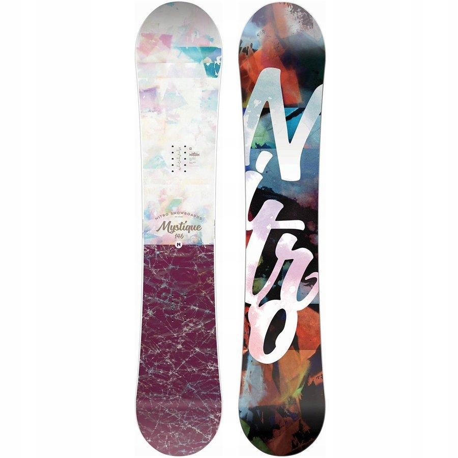 Deska snowboardowa NITRO Mystique z 1770PLN 152