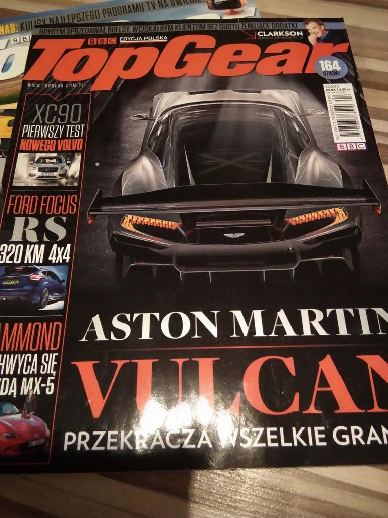 Top Gear 04/2015 Edycja polska