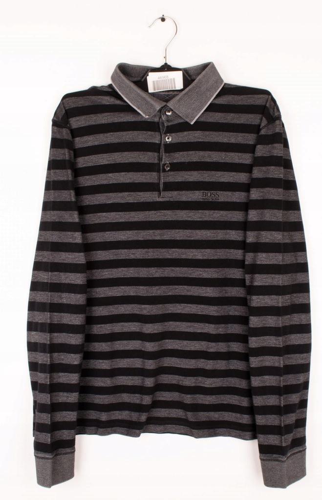 Hugo Boss Koszulka Polo Longsleeve Męski L 022