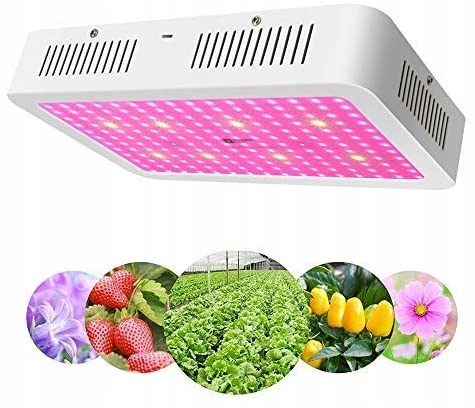 PANEL LED DO UPRAWY ROŚLIN GROWBOX 220W 240SZT LED