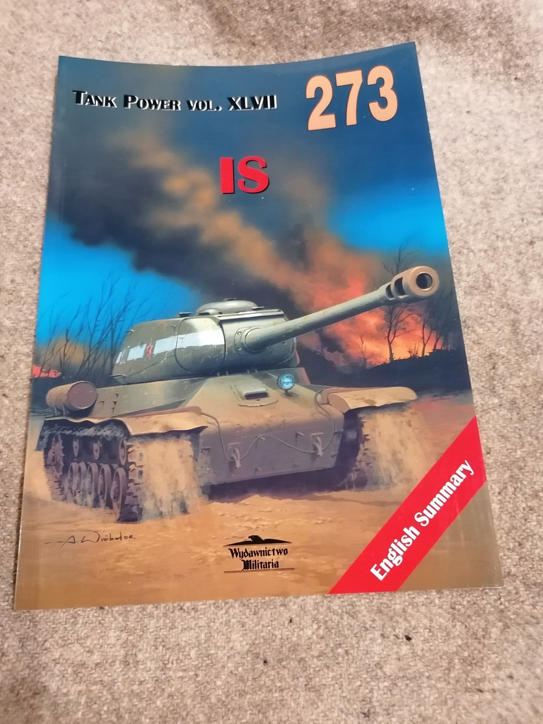 IS WYDAWNICTWO MILITARIA 273