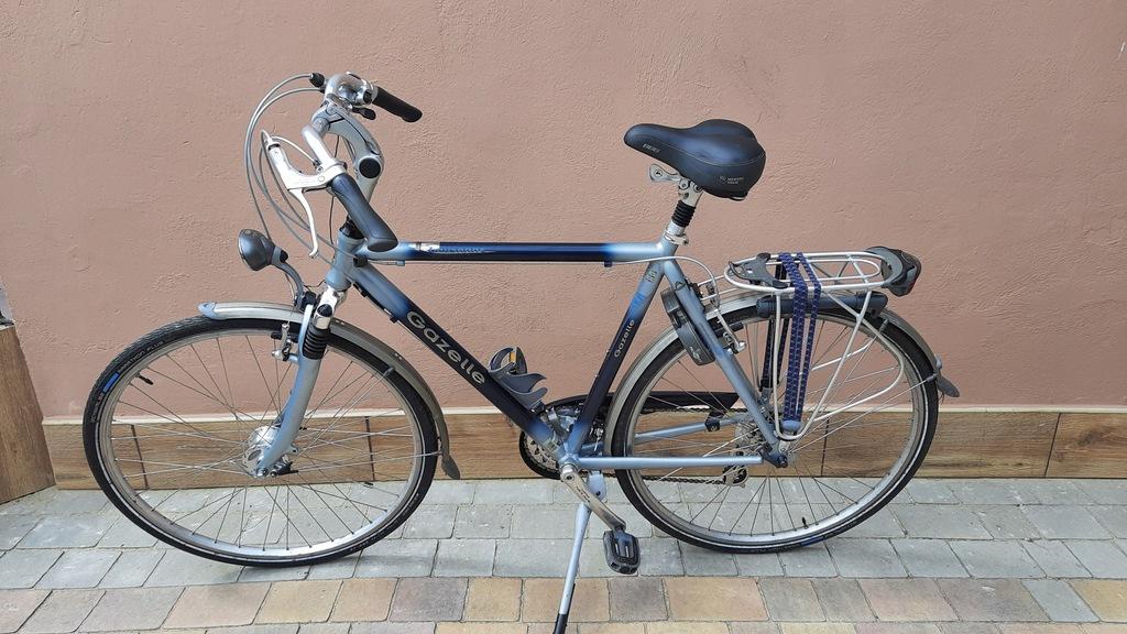Rower Miejski Gazelle Lausanne Shimano Nexave / LX