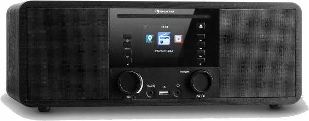 Auna IR-190 Radio internet ,CD,USB,BT. czyt.opis