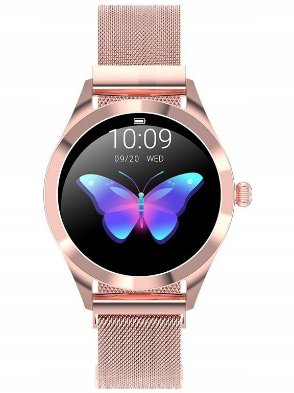 SMARTWATCH Gino Rossi SW017-4 r.gold/r.gold (zg327
