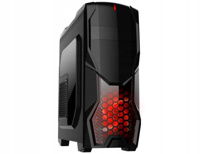 NITRON GAMER i7-8700 16GB SSD240+1TB GTX1070 G1 OC