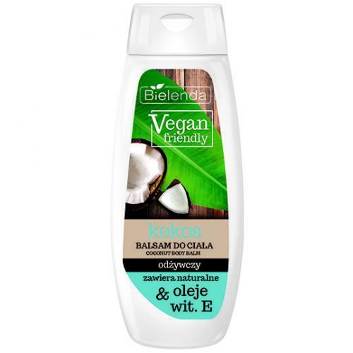 BIELENDA vegan friendly balsam odżywczy kokos