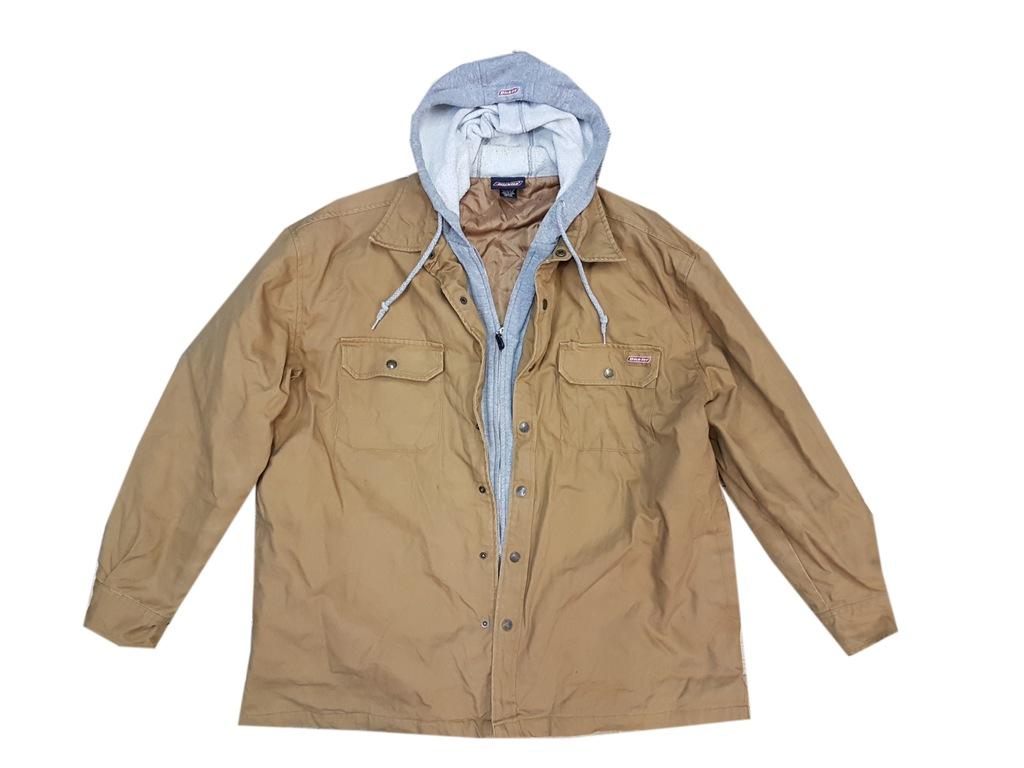 DICKIES kurtka męska z kapturem bluza 3XL