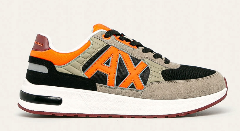ARMANI EXCHANGE ORYGINALNE SNEAKERSY 41 A87