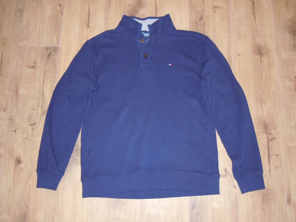 TOMMY HILFIGER bluza jak sweter r. XL BDB