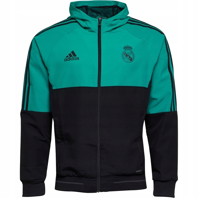 bluza adidas real madryt jacket