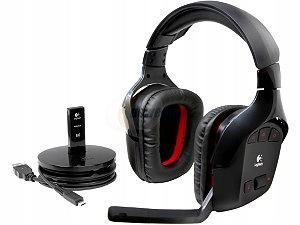 Słuchawki bezprzewodowe Logitech G930