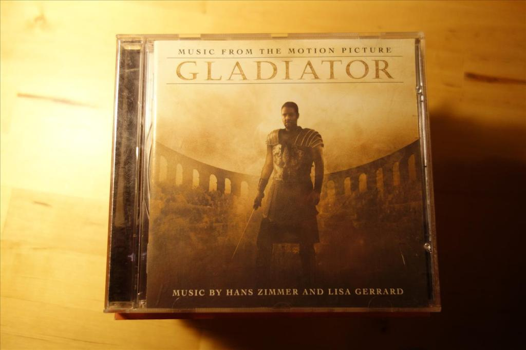 Lisa Gerrard - Gladiator O.S.T. - musicNOW