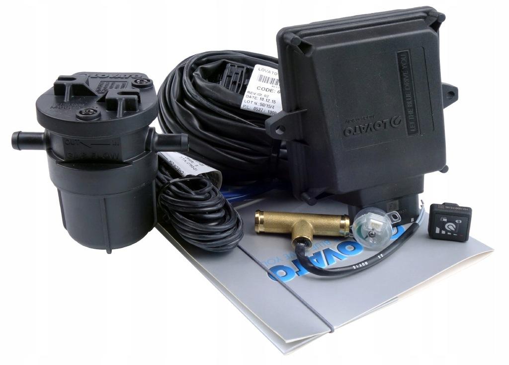 Sekwencja LOVATO Smart Easy Fast 4-cyl Elektronika
