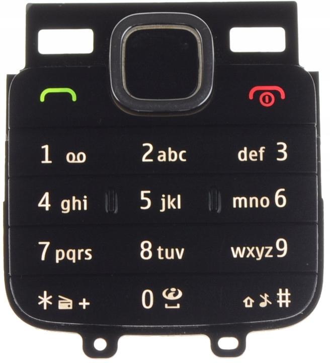 Klawiatura Nokia C1-01 przyciski