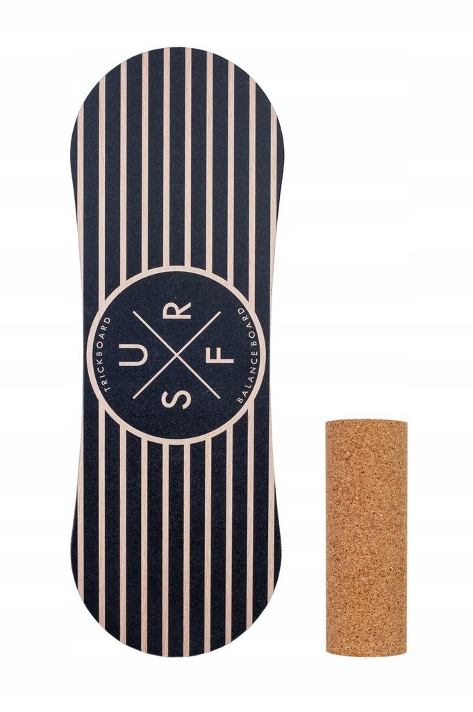 Trickboard Balance Board M Surf / Wałek korkowy