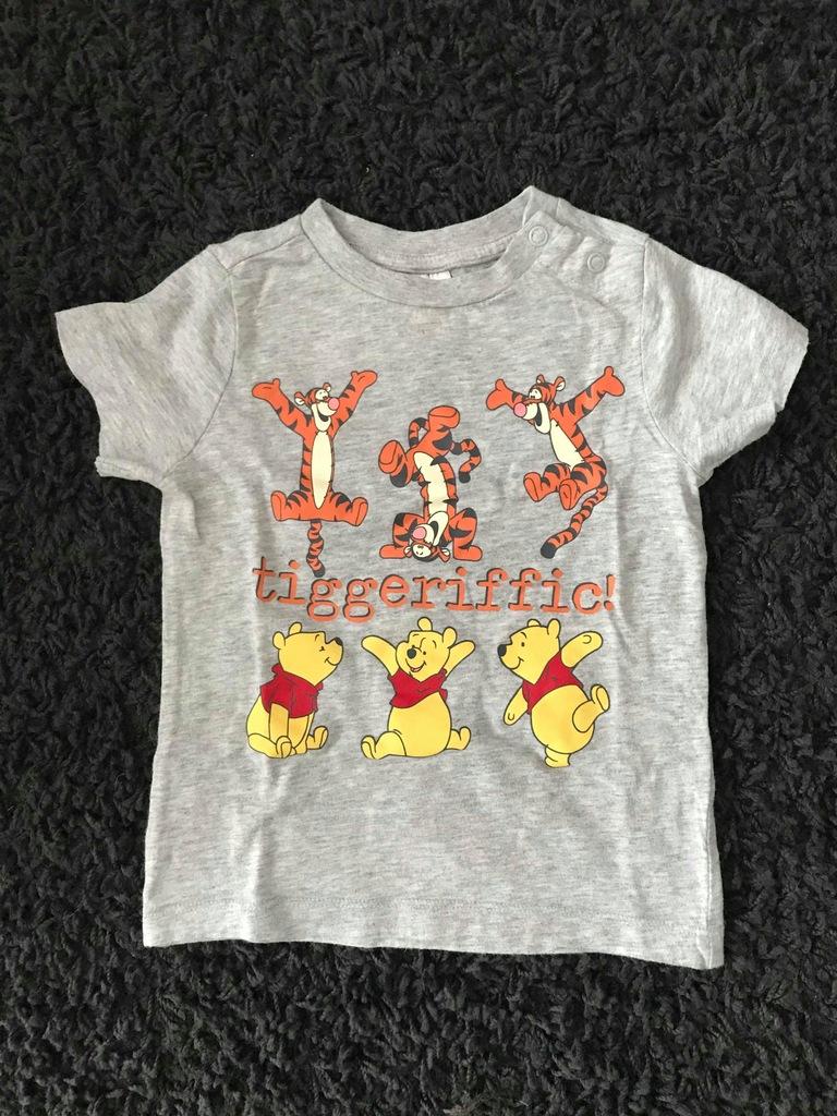 T-Shirt C&A Winnie the Pooh r. 92