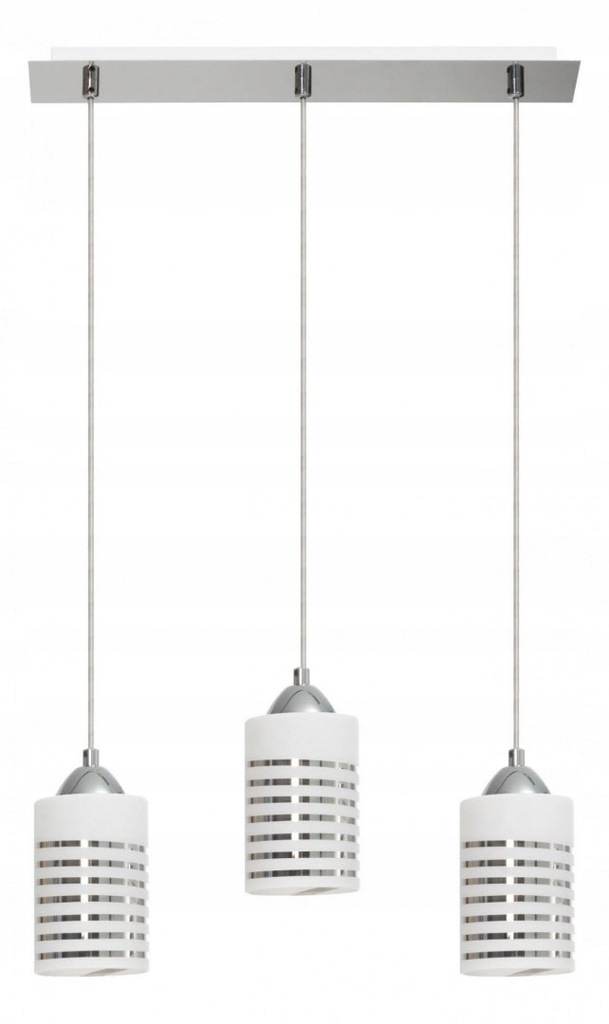 Długa lampa wisząca do biura E415-Nils