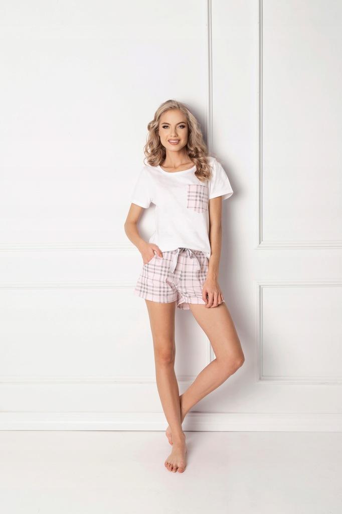 Piżama Londie Short White