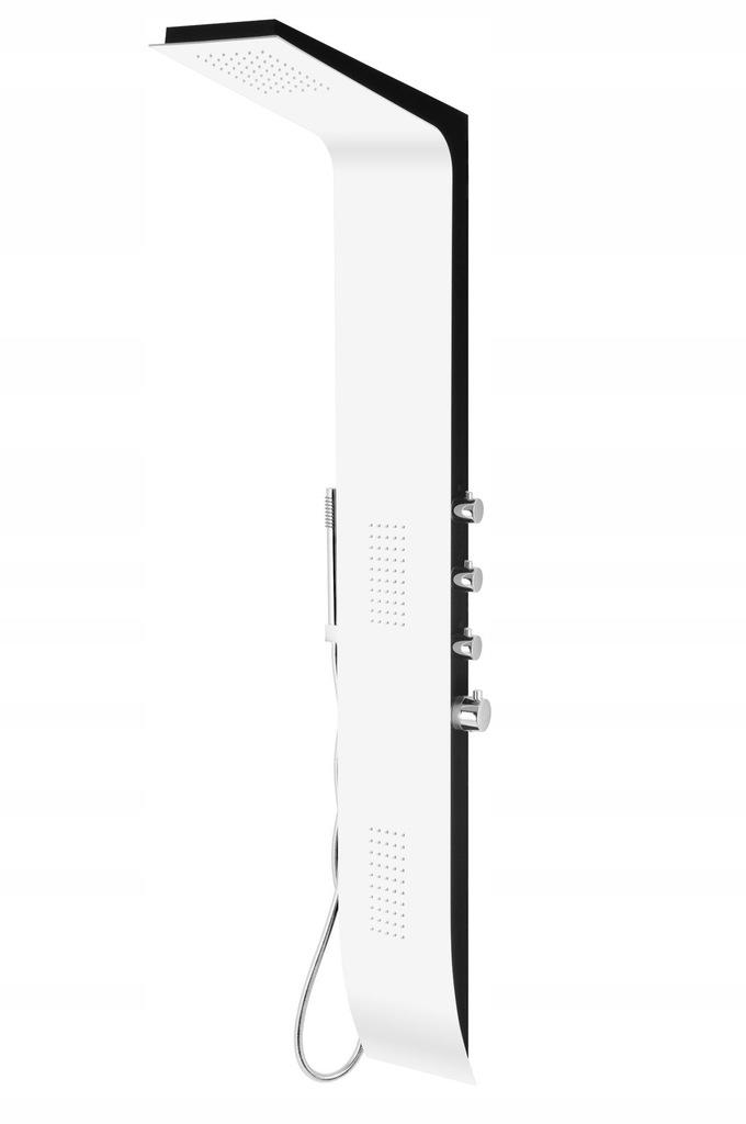 Panel Corsan Duo A777 biały z termostatem