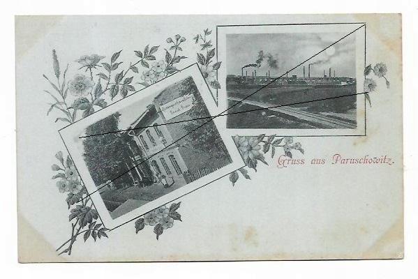 Rybnik Paruszowiec Huttengasthaus