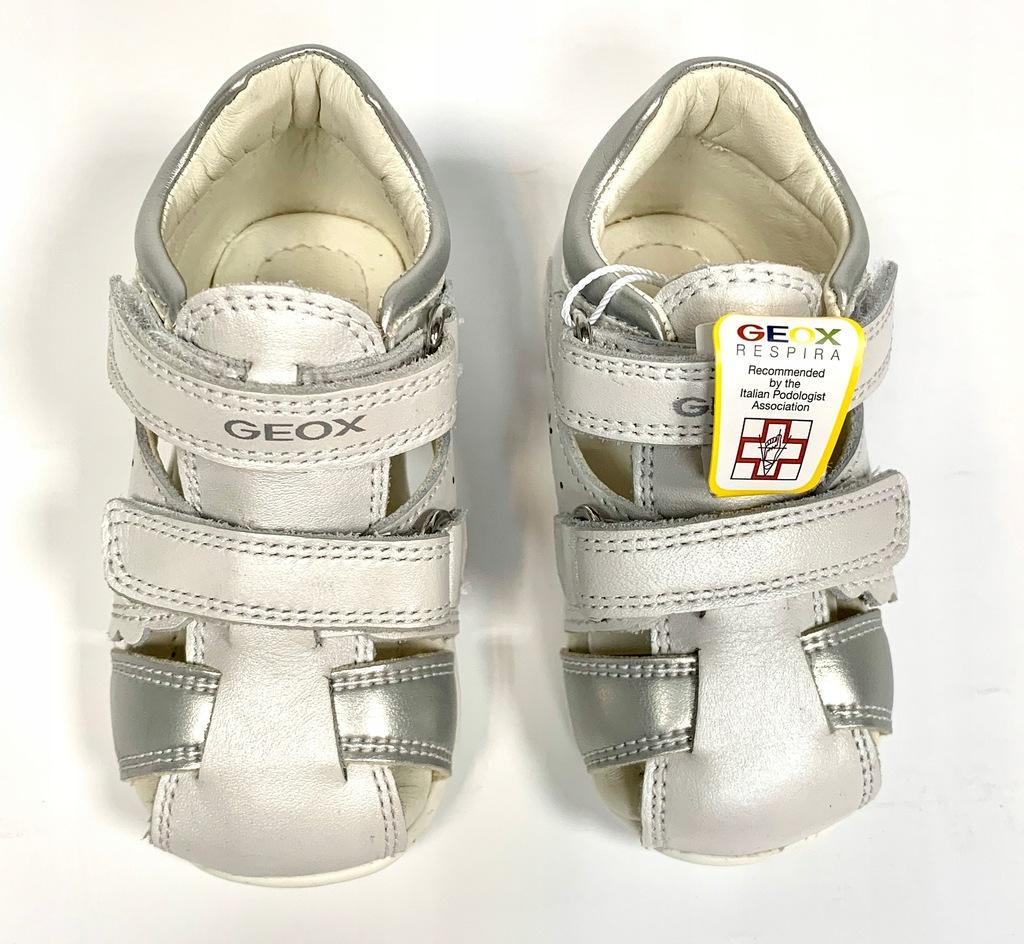 Geox sandał dziewczęcy r 24