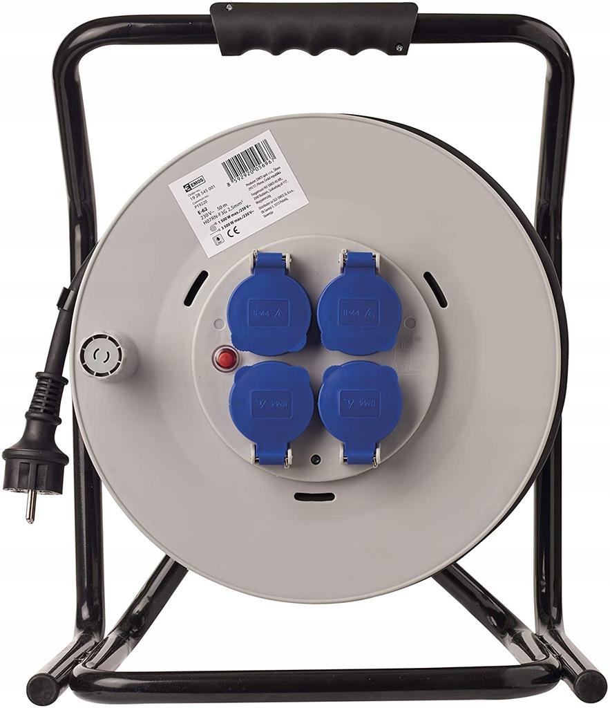 EMOS profesjonalny bęben kablowy