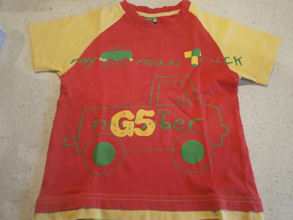 Urocza bluzeczka dla chłopca, 5.10.15, rozm. 106