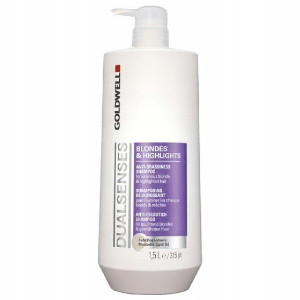 Goldwell Blondes&Highlights szampon 1,5L