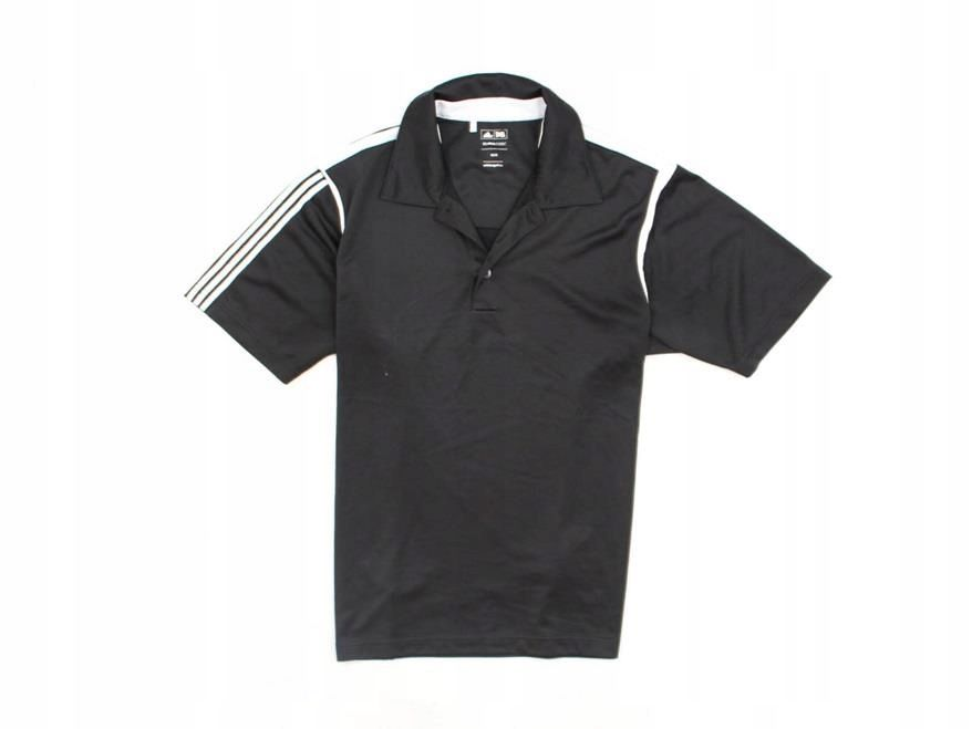 *E Adidas ClimaCool Koszulka Męska Czarna roz M