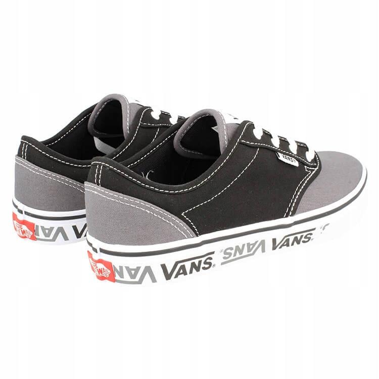 Buty Vans Atwood BlackGray # 37