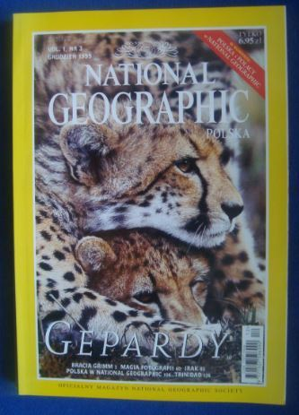 National Geographic Grudzień 1999 (TRZECI NR)