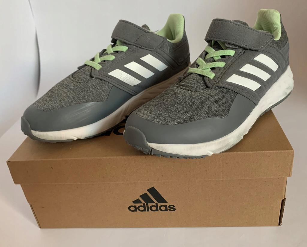 Buty Adidas EE7310 FortaFaito El K rzepy r. 35