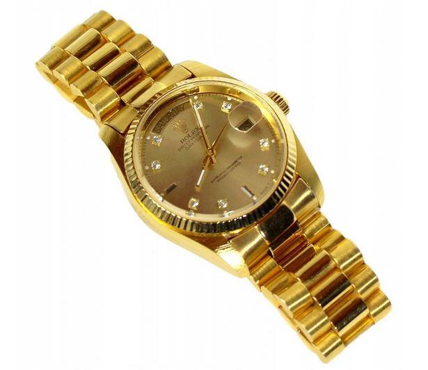 Męski zegarek Rolex Oyster Perpetual Day-Date