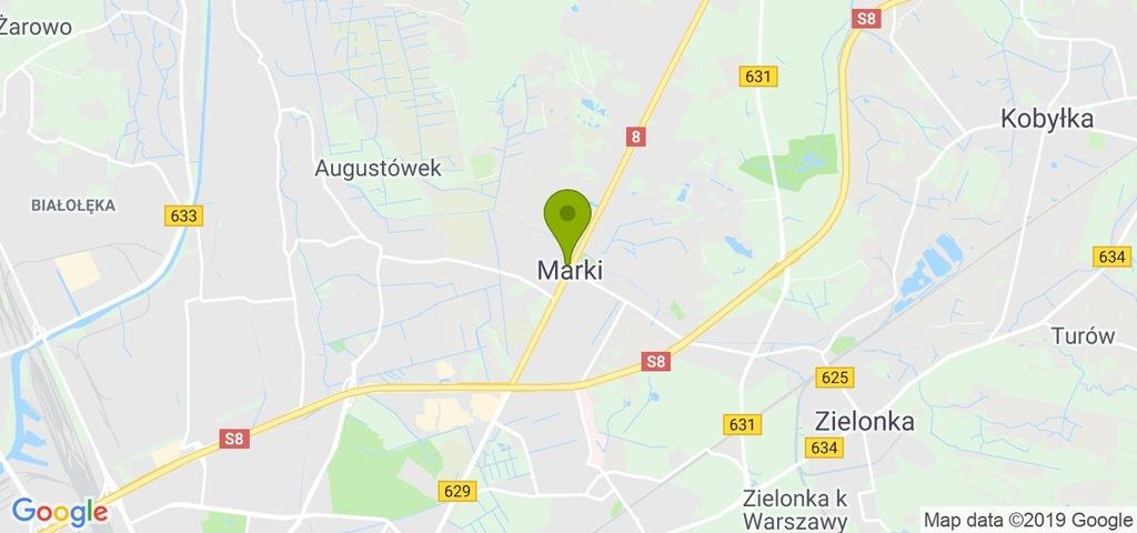 Magazyn Marki, wołomiński, 18239,00 m²