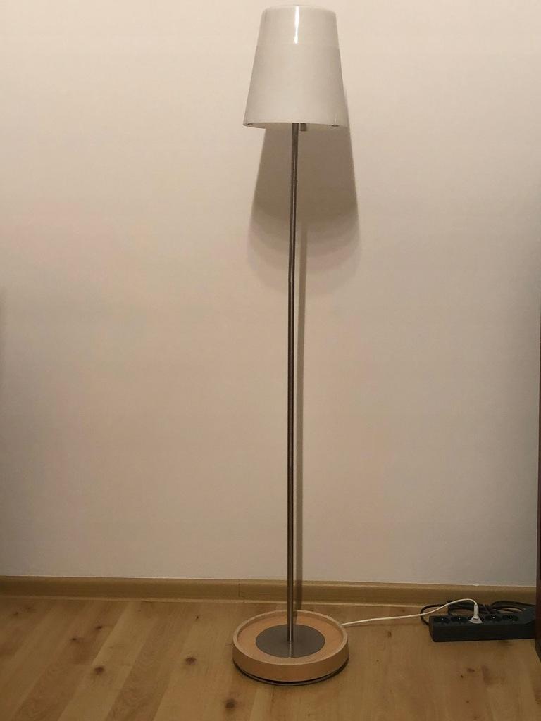 szklany klosz do lampy stojącej ikea