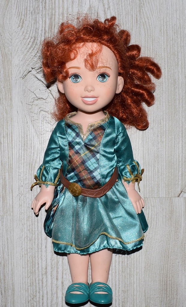 DISNEY KSIĘŻNICZKI lalka z USA 36cm