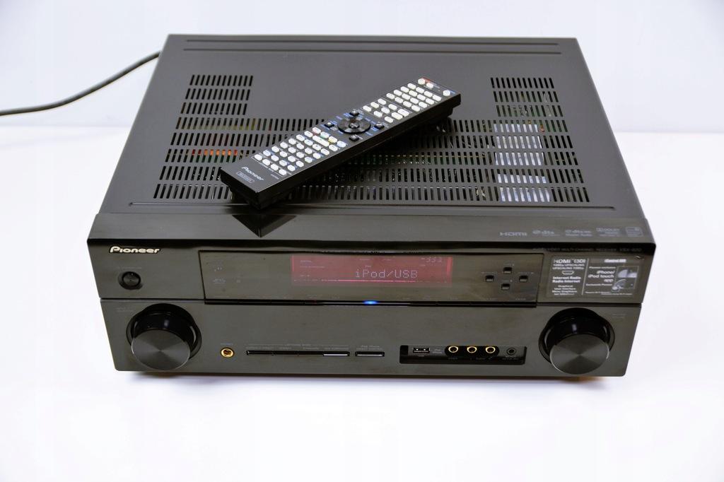 Pioneer VSX-920-K # Pilot