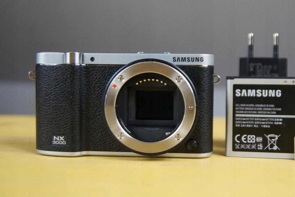 Samsung NX3000 Body Wi-Fi BDB
