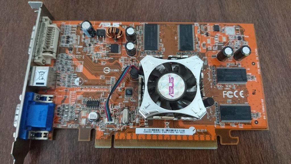 ATI Radeon X550 256MB