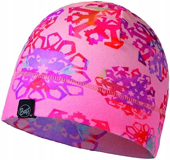 R3045 Buff Origami Flock Polar czapka junior