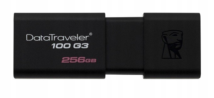 Pendrive DataTraveler 100 G3 256GB USB 3.0