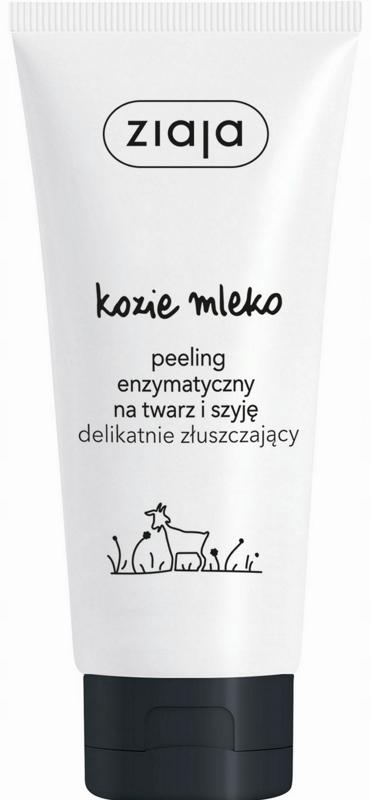 Ziaja KOZIE MLEKO PEELING ENZYMATYCZNY 75ML