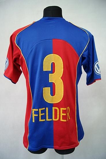 NIKE * FC BASEL * FELDER * KOLEKCJONERSKA * M