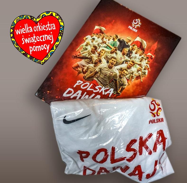Koszulka Reprezentacji Polski w piłce nożnej