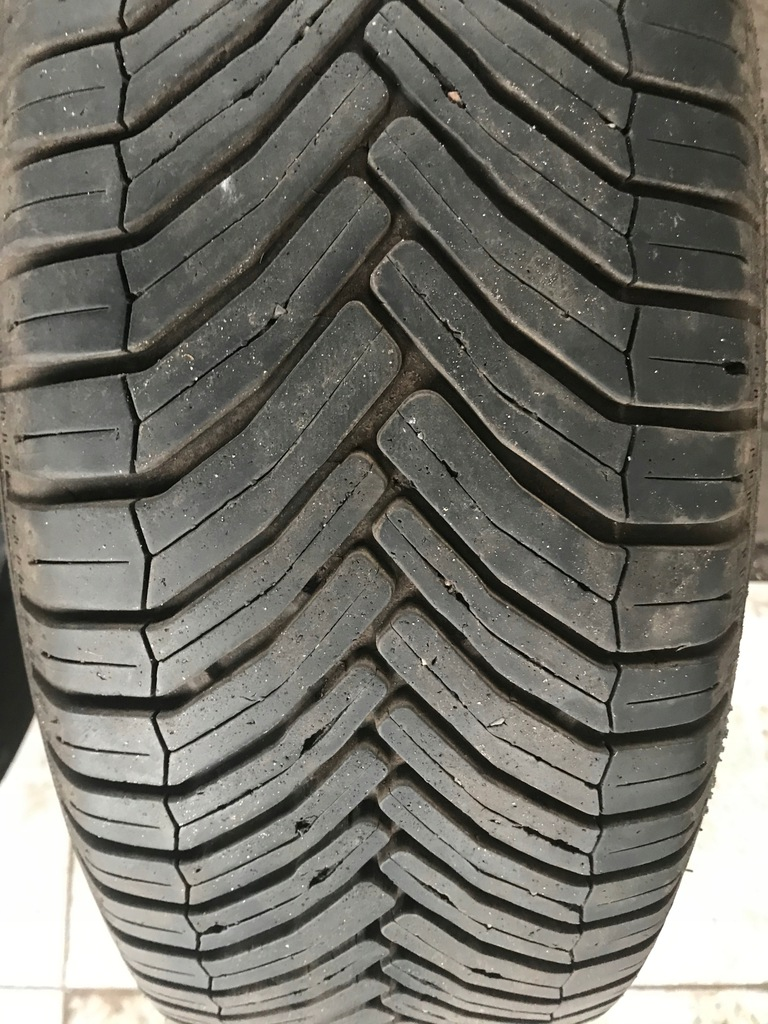 OPONA 195/65R15 MICHELIN CROSSCLIMATE+