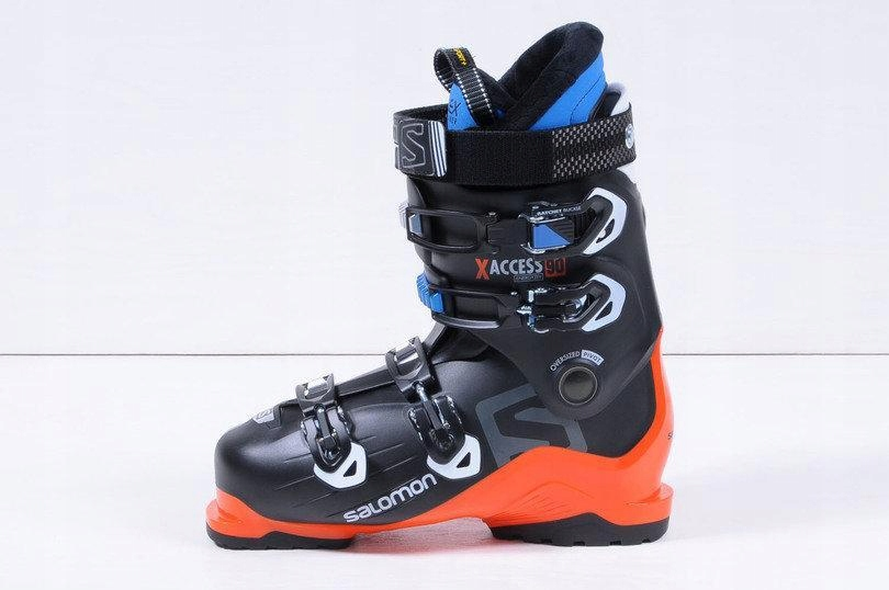 Buty Salomon X Access 90 BlackOrange 201929 cm