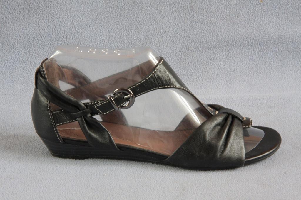 Sandały Footglove_skóra_rozm. 36_22,5 cm